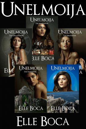 Unelmoija Series on sale to celebrate new Paris urban fantasy novel release