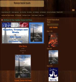France Book Tours GTW spotlight